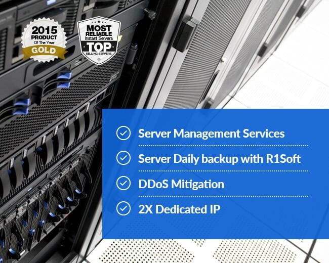 dedicated email server