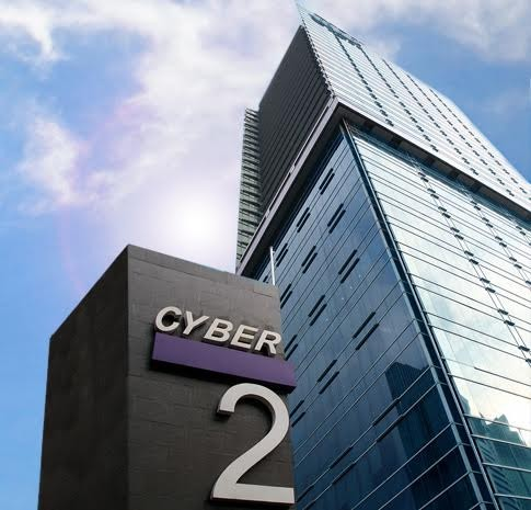Cyber 2 Tower